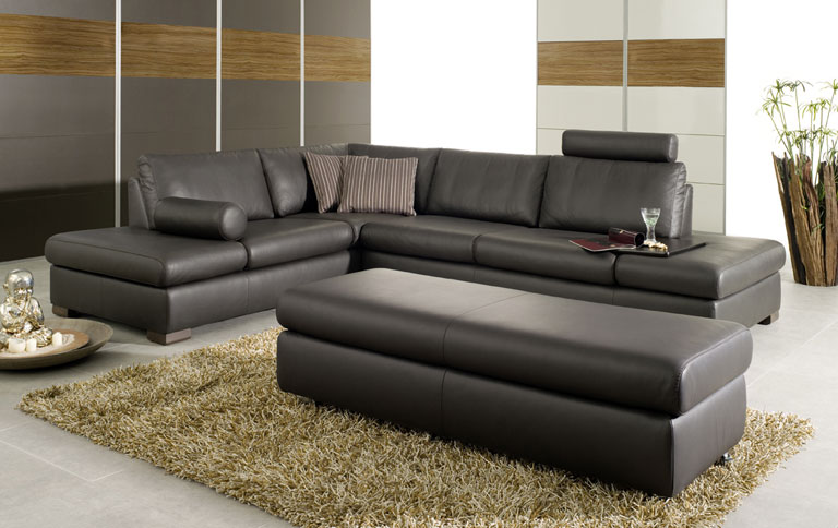 Amazing-Black-Schillig-Sofa- ...