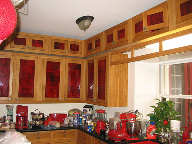 403 forbidden for Red kitchen paint ideas