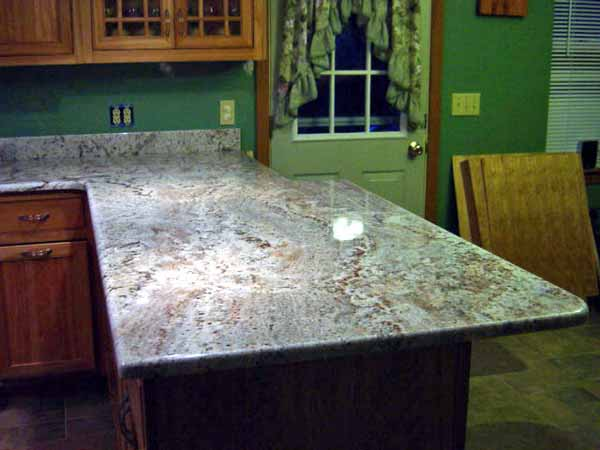 Interior Home: Amazing Modern Style White Springs Granite Slab ...