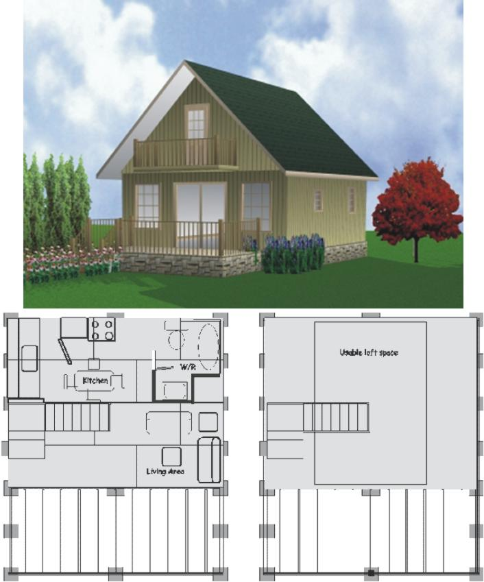 Interior design ideas architecture blog modern design for Classic cottage house plans