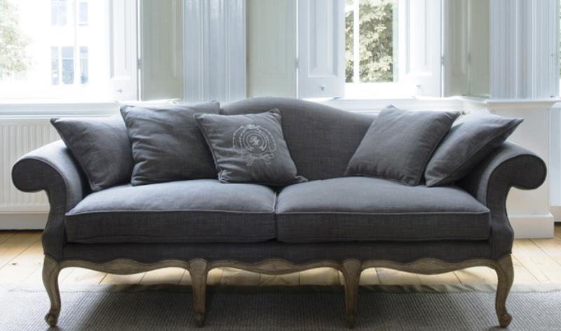 Interior design ideas architecture blog modern design for Grey traditional sofa