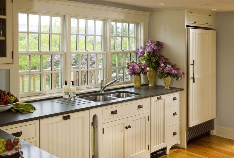 403 forbidden for Traditional black and white kitchen designs