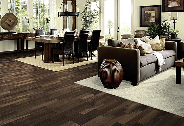 Interior design ideas architecture blog modern design Carpet or wooden floor in living room
