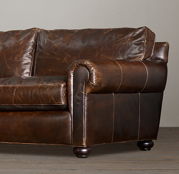 Sleeper Sofas For Extra Comfy Seating Classic Leather Sleeper Sofas