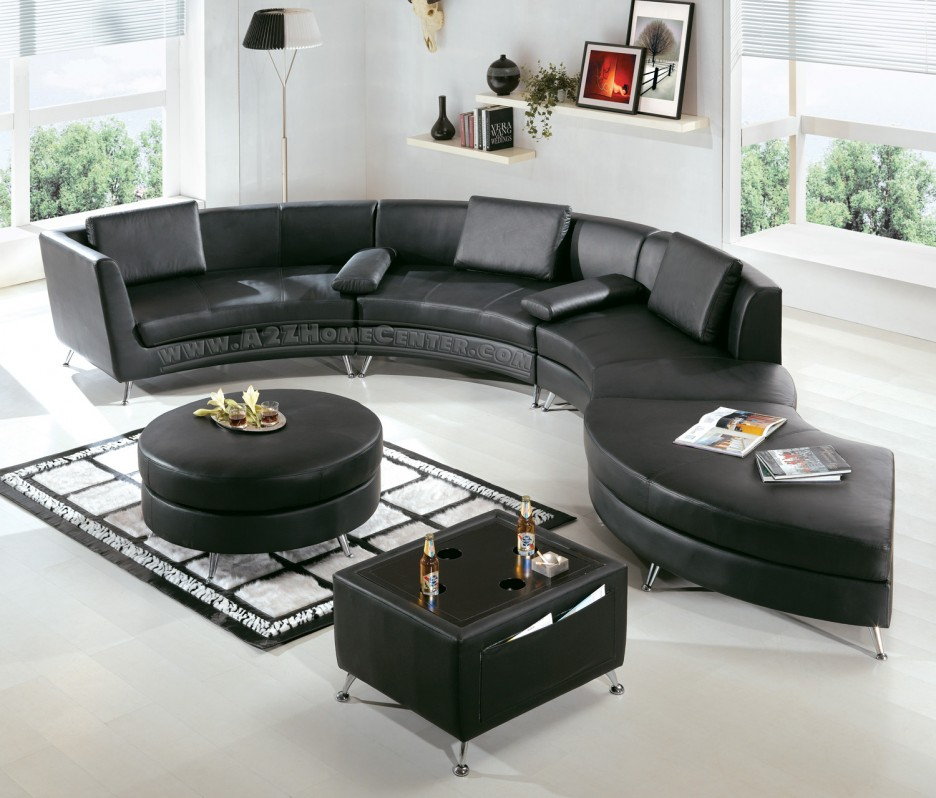 Furniture: Comfortable Modern Furniture Sofa With Affordable ...