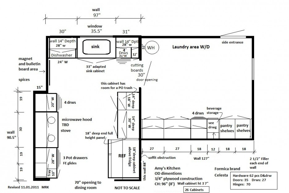 403 forbidden for Kitchen floor plans