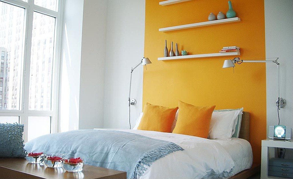 Wall Colours For Small Rooms. Excellent Best Ideas About Painting ...
