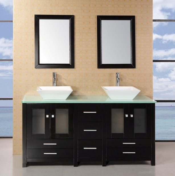Lastest Elegant Decor VF1033 Windsor 27in Single Bathroom Vanity Set  ATG