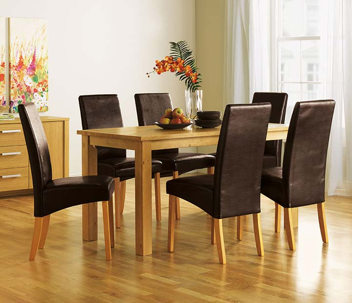 Interior design ideas architecture blog modern design for Small black dining table set