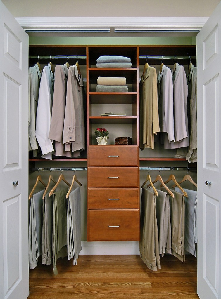 Bedroom: Extravagant Closet Ideas For Small Bedrooms Wooden Style ...