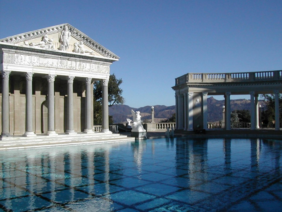 403 forbidden for Roman style pool design