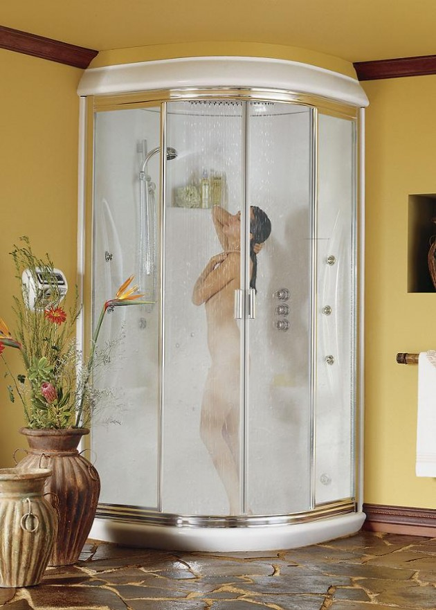 25 Best Ideas About One Piece Shower  Oasis Round Showers MAAX Solution 77 In H X 38 W