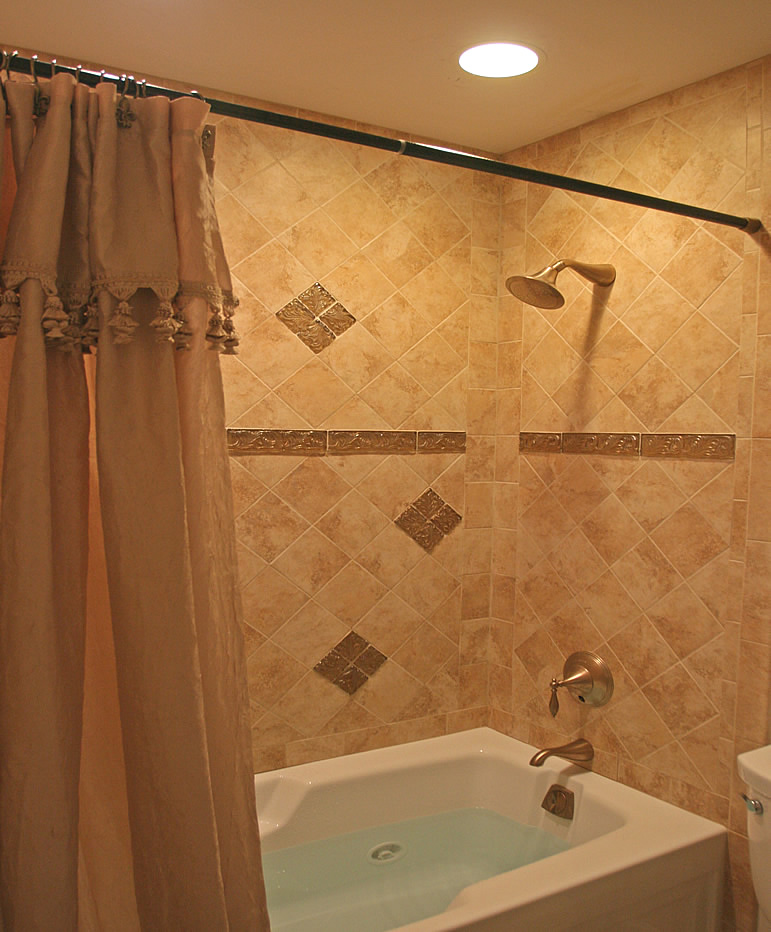 Excellent Bathroom Two Beige Mosaic Tiles Bathroom Tile Design Mosaic Art  TSC