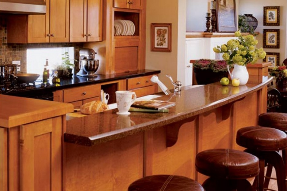 Fantastic Small Kitchen Island Ideas With Seating Design Finished With