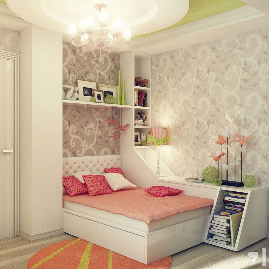 Fascinating Bedroom Ideas For Young