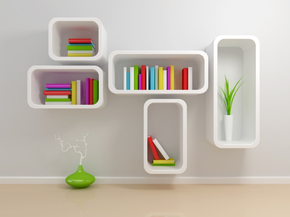 Futuristic-Bookshelf-Plans- ... - Amazing Bookshelf Design
