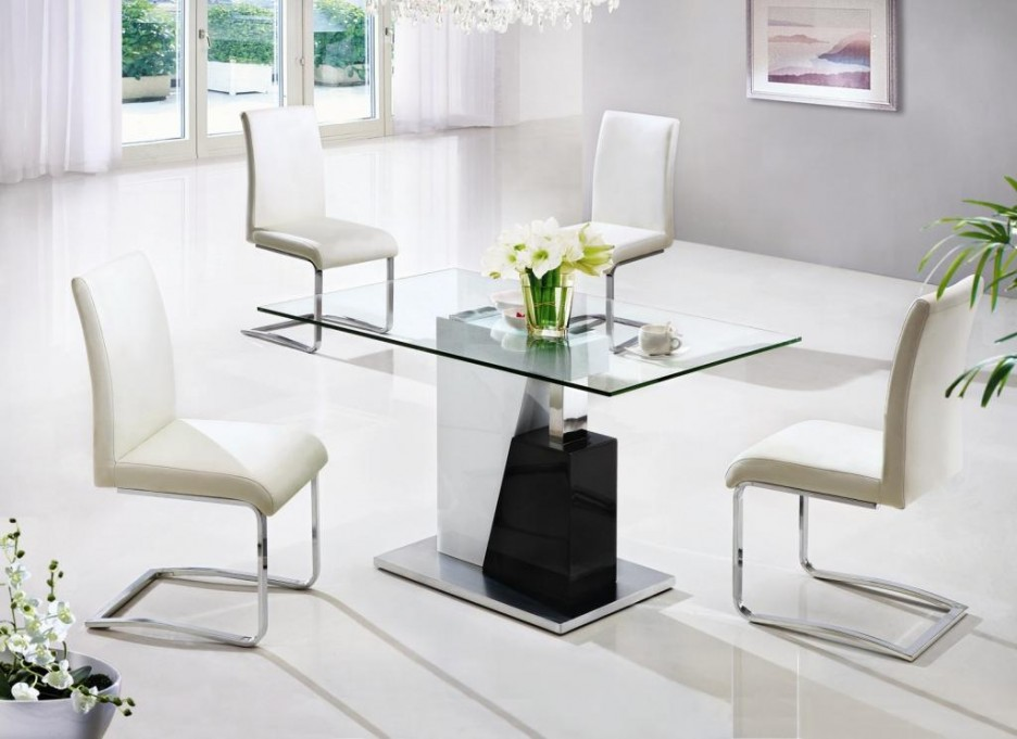 403 forbidden Small white dining table