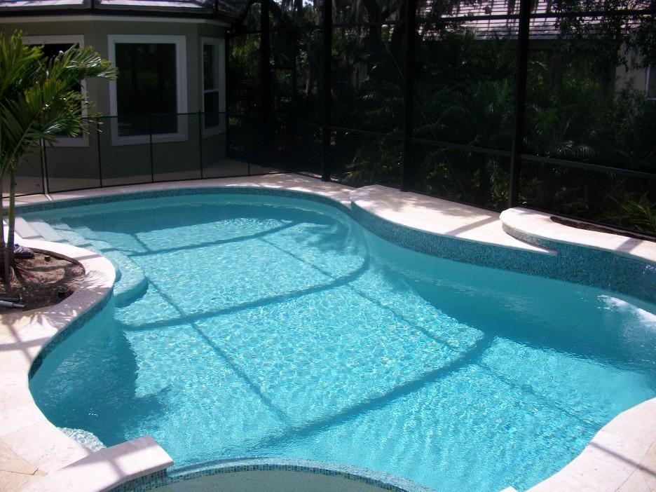 Interior design ideas architecture blog modern design for Large inground pools