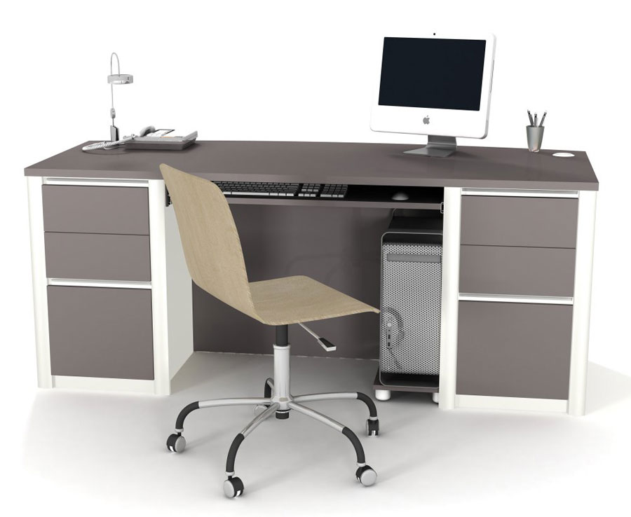 Modern Office Cubicle Decoration » Magnificent Home Computer Desk