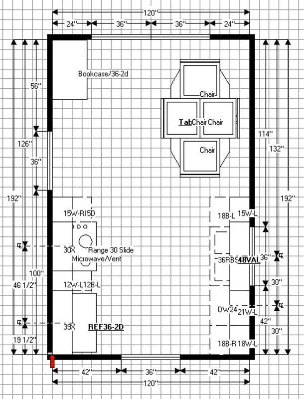 Excellent Kitchen Floor Plans 610 x 800 · 105 kB · jpeg