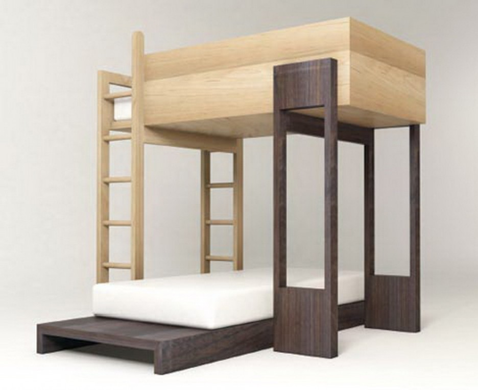Interior design ideas architecture blog modern design for Modern kids bunk beds