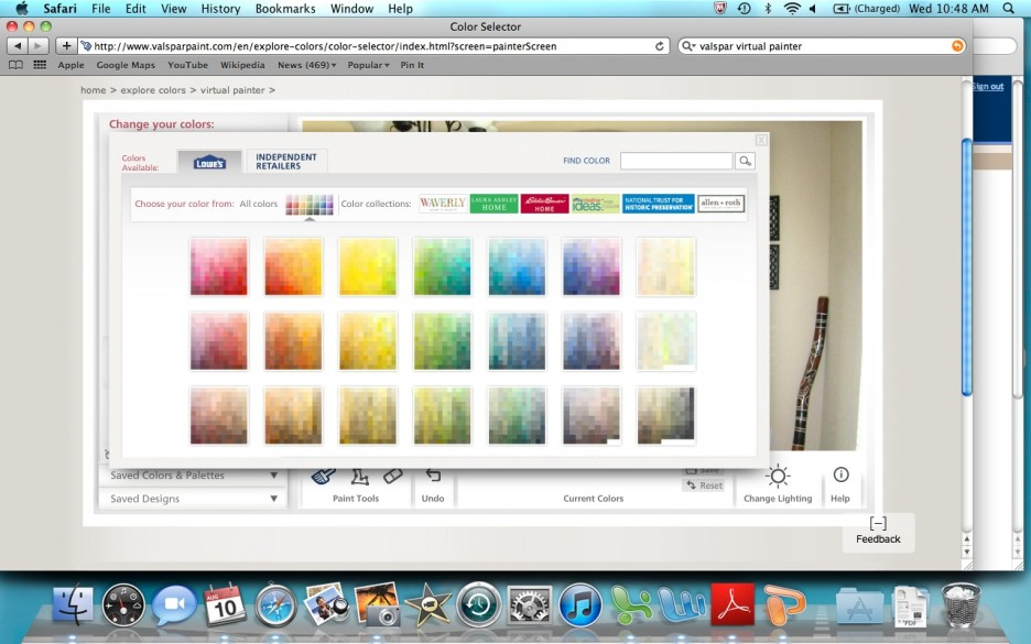 Interior design ideas architecture blog modern design for Paint software for mac