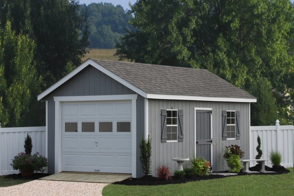 Prefab garages with living quarters joy studio design for Custom garages with living quarters