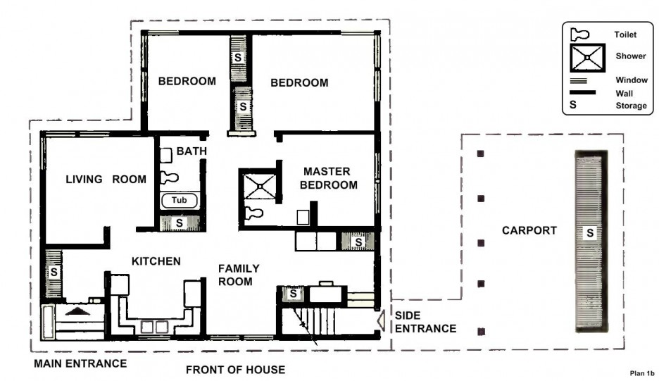 kid and parent small two bedroom house plans free design architecture - Home Design Blueprints