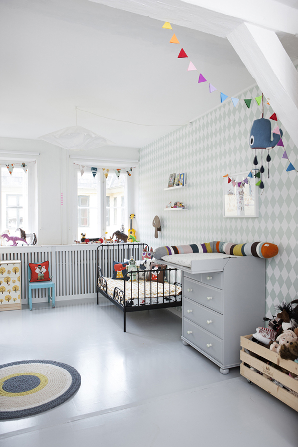Interior design ideas architecture blog modern design for Kid chat room