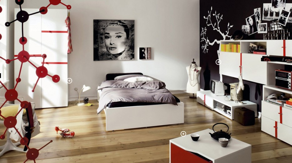 Trendy-Youth-Bedroom-Furniture ...