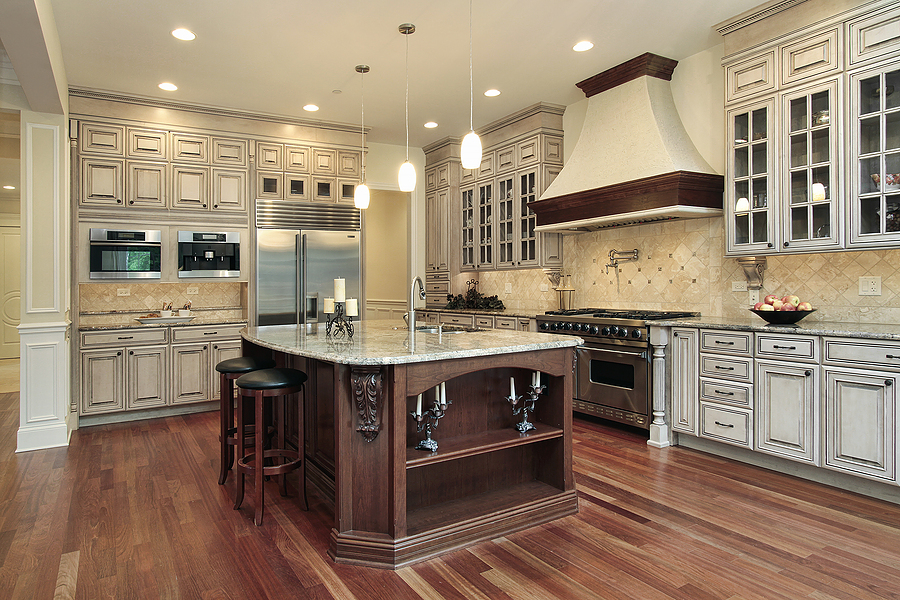 Vintage-Kitchen-Design-Superb- ...