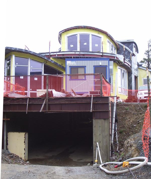 Interior design ideas architecture blog modern design for Underground garage design plans