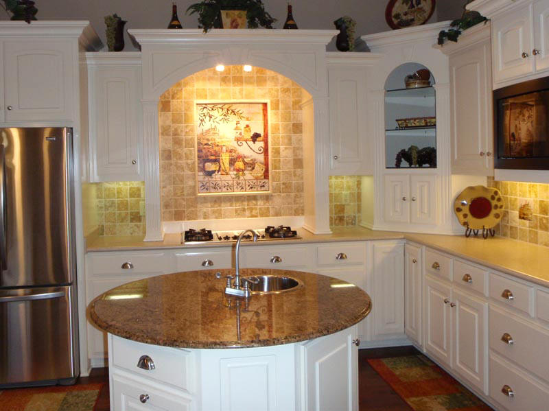 Interior design ideas architecture blog modern design pictures claffisica - Traditional kitchen tile backsplash ideas ...