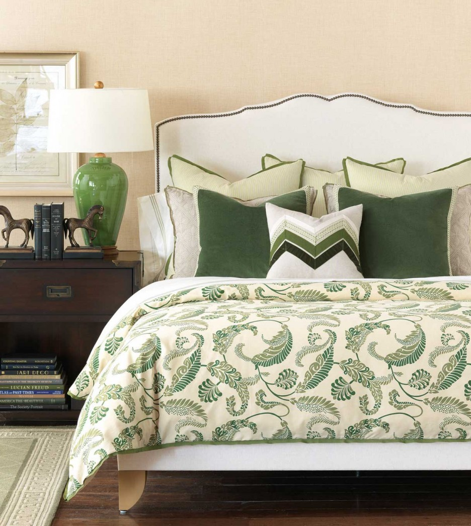 Decorative Pillows For Bed Green : 403 Forbidden