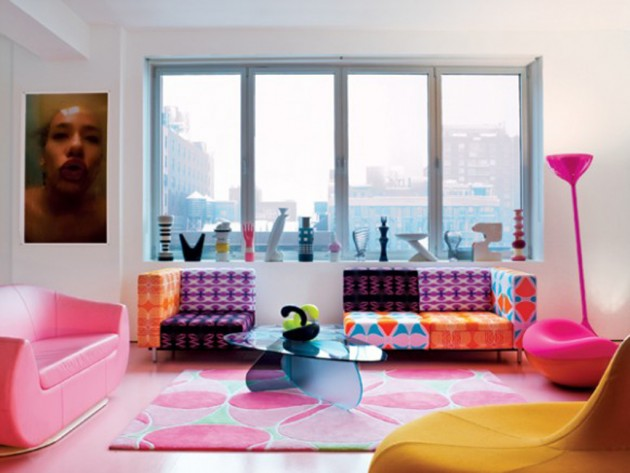 Apartment: Studio Apartment Decorating Ideas: Colorful And ...