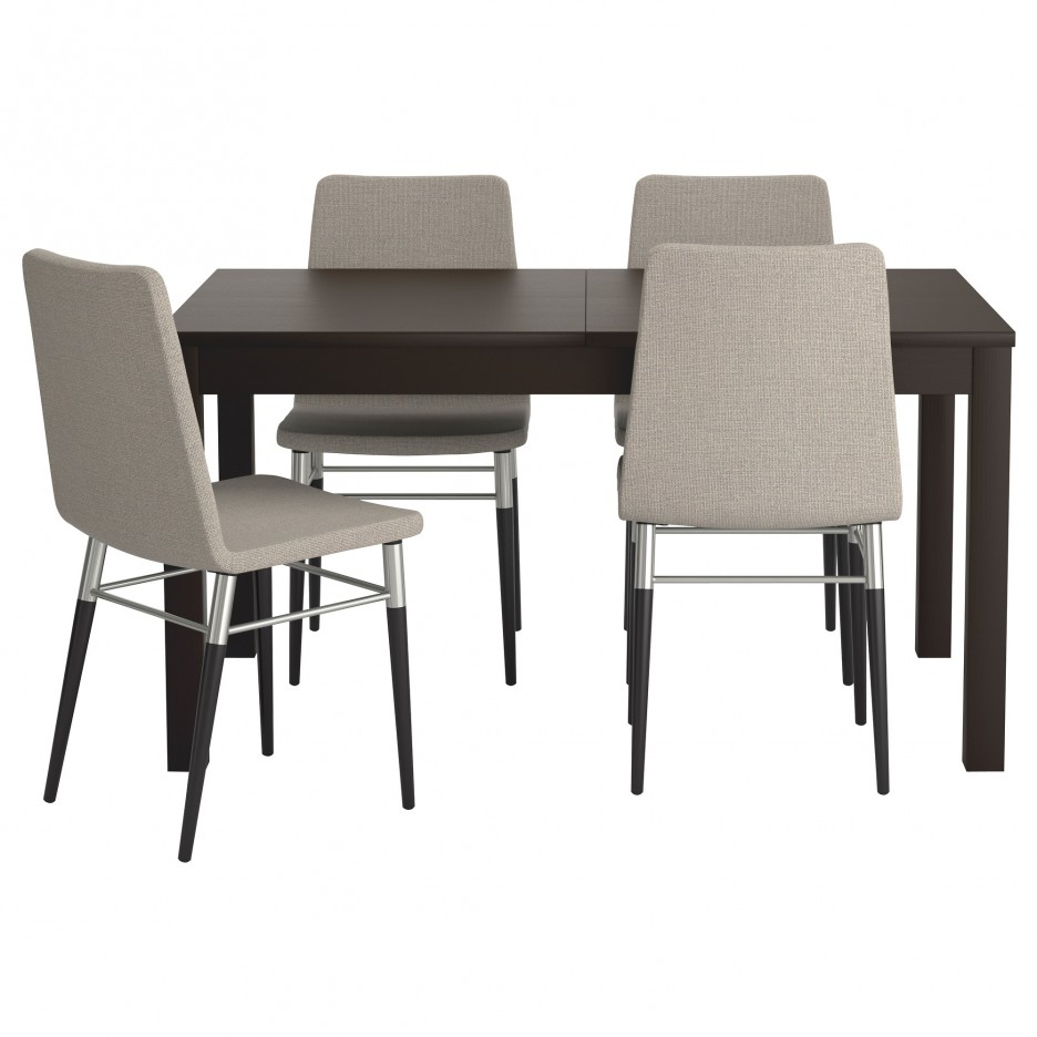 best small dining table sets from ikea with best chair design in grey