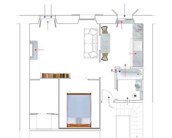 Interior design ideas architecture blog modern design for Apartment renovation plans