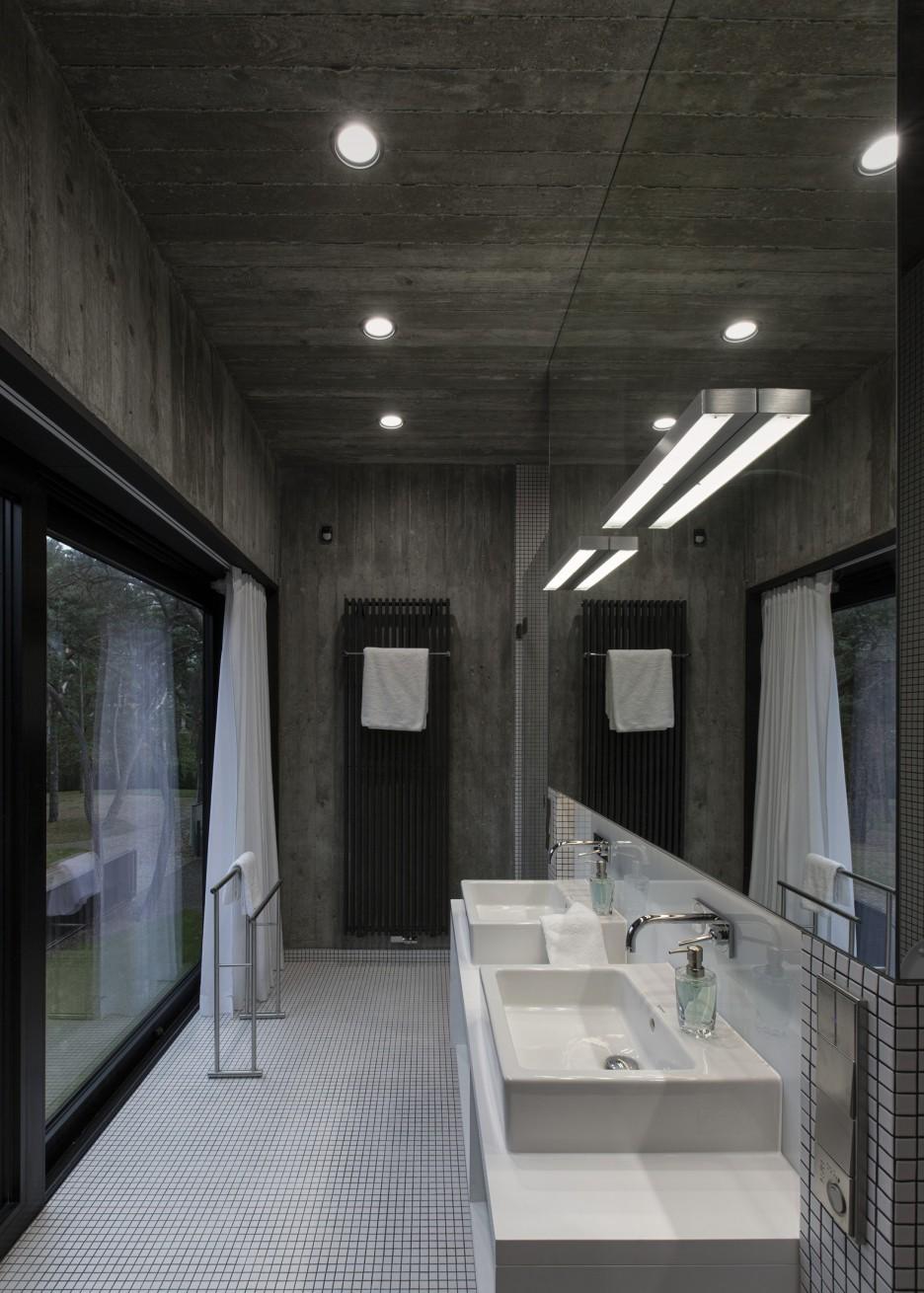 Interior design ideas architecture blog modern design for Tight bathroom design