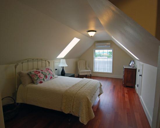 Interior design ideas architecture blog modern design for Simple attic design