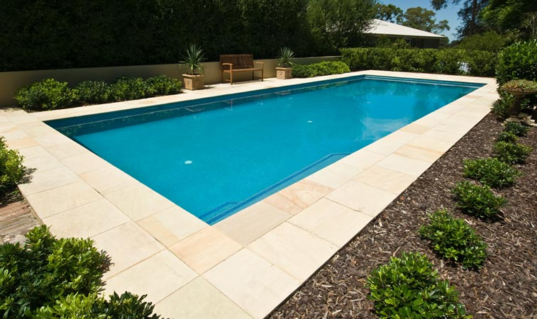 Oasis semi inground pool prices joy studio design for Concrete swimming pool
