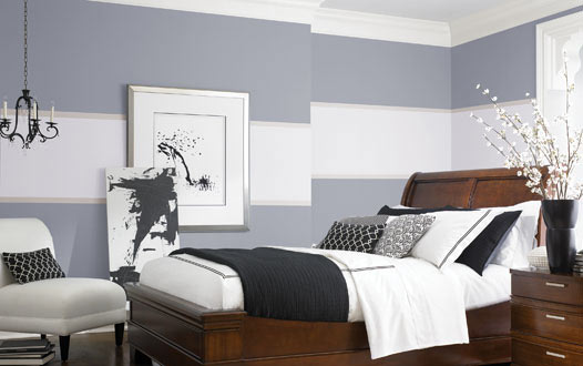 Attractive Bedroom Painting Ideas You Can Do By Yourself Cool