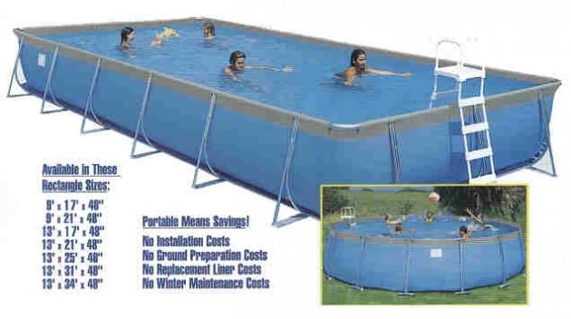 Interior design ideas architecture blog modern design for Portable pool