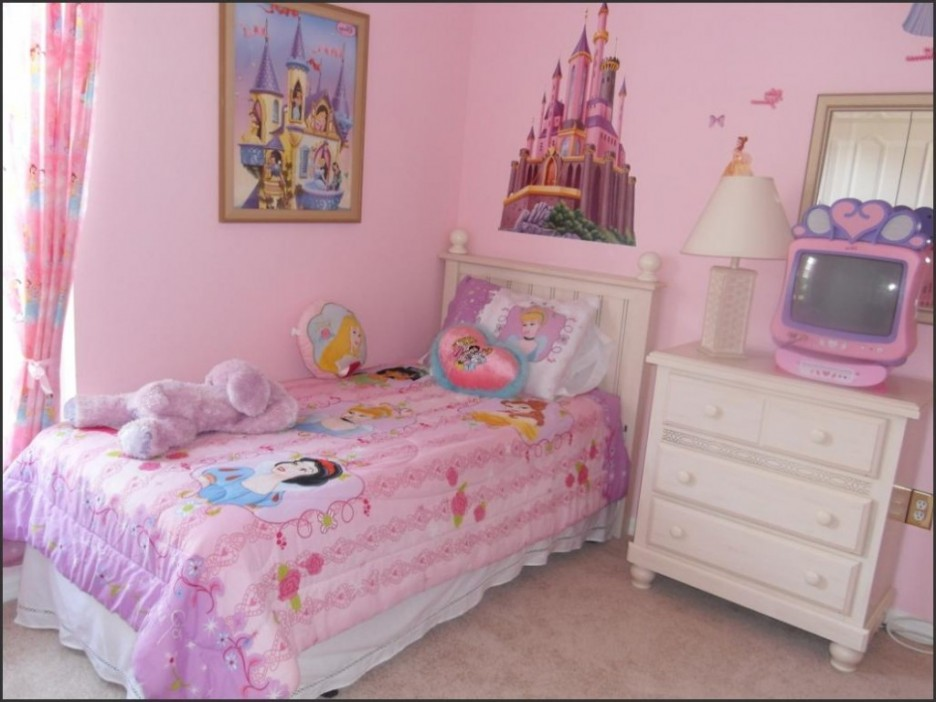 Interior design ideas architecture blog modern design for Little girls bedroom furniture
