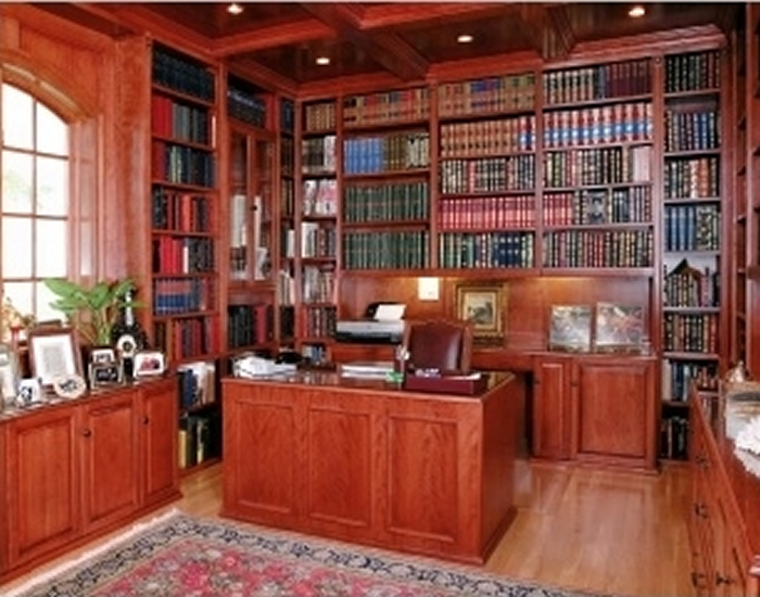 Home Interior Home Custom Home Libraries Design For Your House