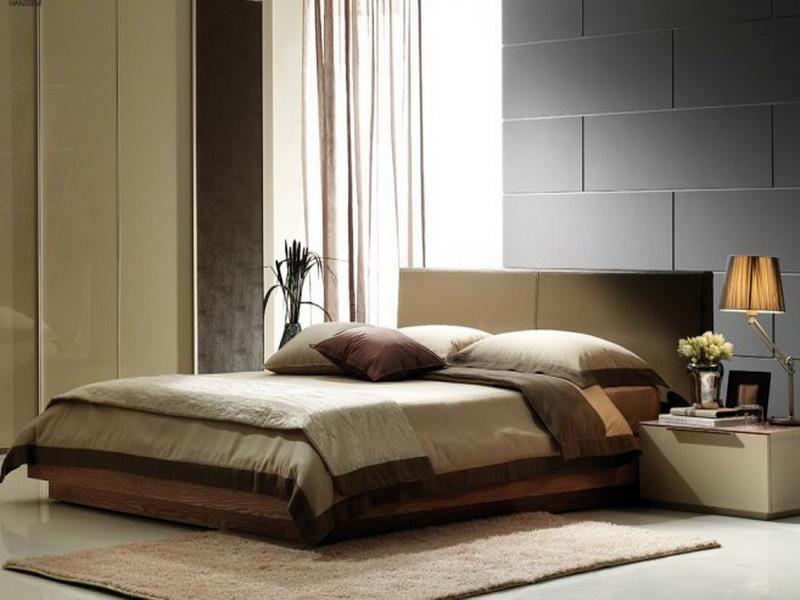 Design Ideas: Elegant Design Your Own Room With Double Beds Used ...