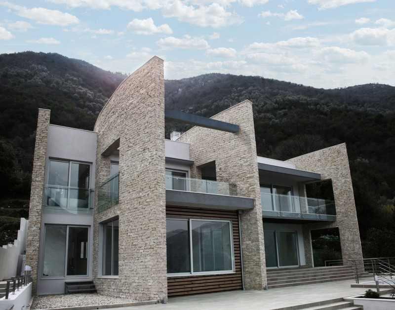 Interior design ideas architecture blog modern design for Modern exterior building materials