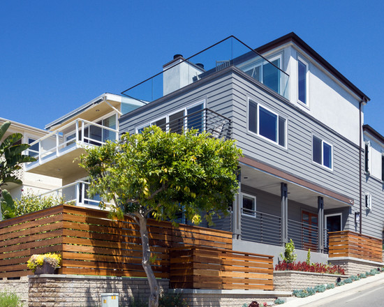 Interior design ideas architecture blog modern design for Beautiful exterior paint color combinations