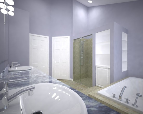 Bathroom » Cool Bathroom Design Create Your Own Private Impressive ...