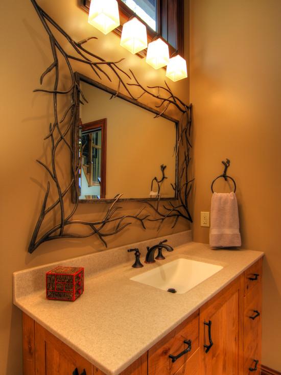 Interior design ideas architecture blog modern design for Garage bathroom decor