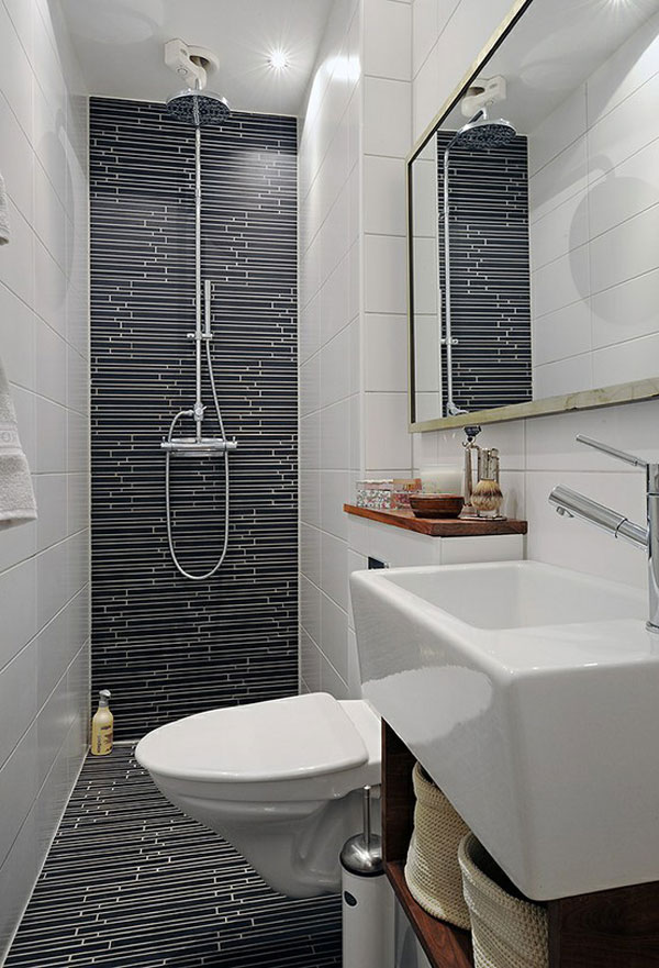 Bathroom: Perfect Beautiful Small Bathrooms Applying Modern ...